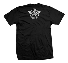 REMERA FOO FIGHTERS - FLY - comprar online
