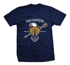 REMERA FOO FIGHTERS