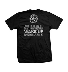 REMERA FOO FIGHTERS - WAKE UP - comprar online
