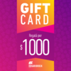 GIFT CARD: $1000