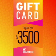 GIFT CARD: $3500
