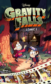 LIBRO: GRAVITY FALLS (Comic 1) en internet