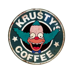 CHAPA VINTAGE: KRUSTY COFFEE