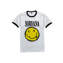 REMERA NIRVANA GIRL