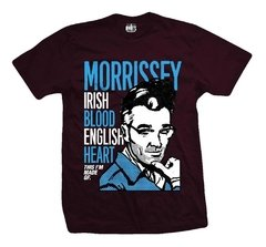 REMERA MORRISEY IRISH BLOOD ENGLISH HEART