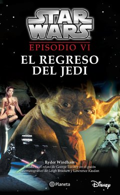 LIBRO: STAR WARS. EPISODIO VI. EL REGRESO DEL JEDI