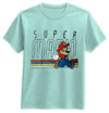 REMERA SUPER MARIO BROS