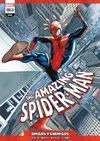 LIBRO: THE AMAZING SPIDERMAN - AMIGOS Y ENEMIGOS