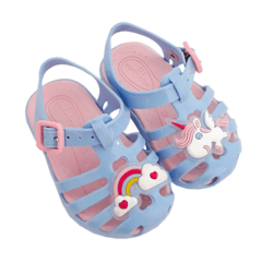 Sandália Infantil Lilly Baby World Colors 075006 - comprar online