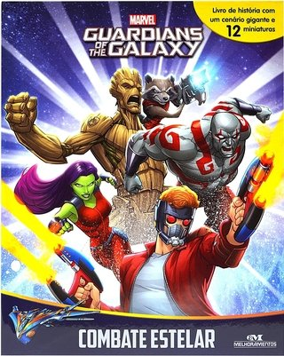 Marvel: Guardians of the galaxy - Combat...