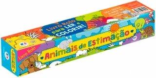 Animais de estimação - Livro rolo para l...