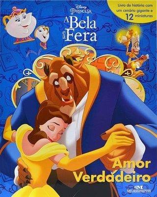 Disney Princesa: A Bela e a Fera - Amor...