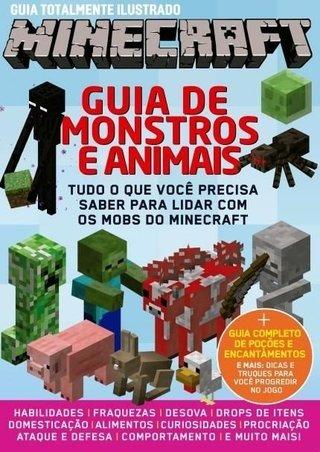 Minecraft - Guia de monstros e animais