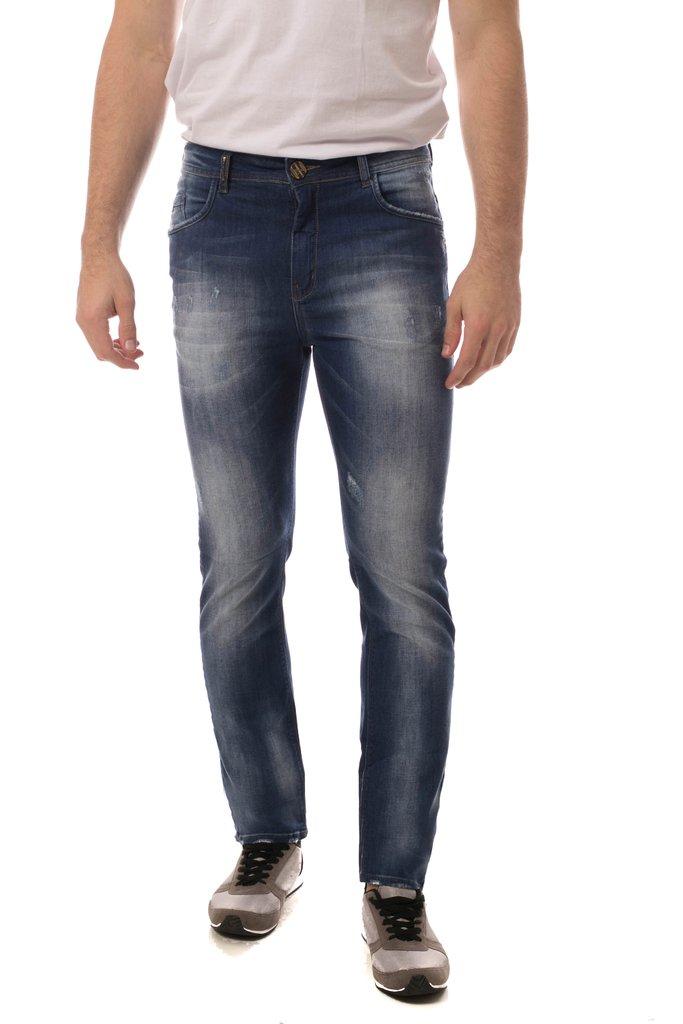 b06859275 Calça Jeans Osmoze Slim Fit Azul Calça Jeans Osmoze Slim Fit Azul - comprar  online ...