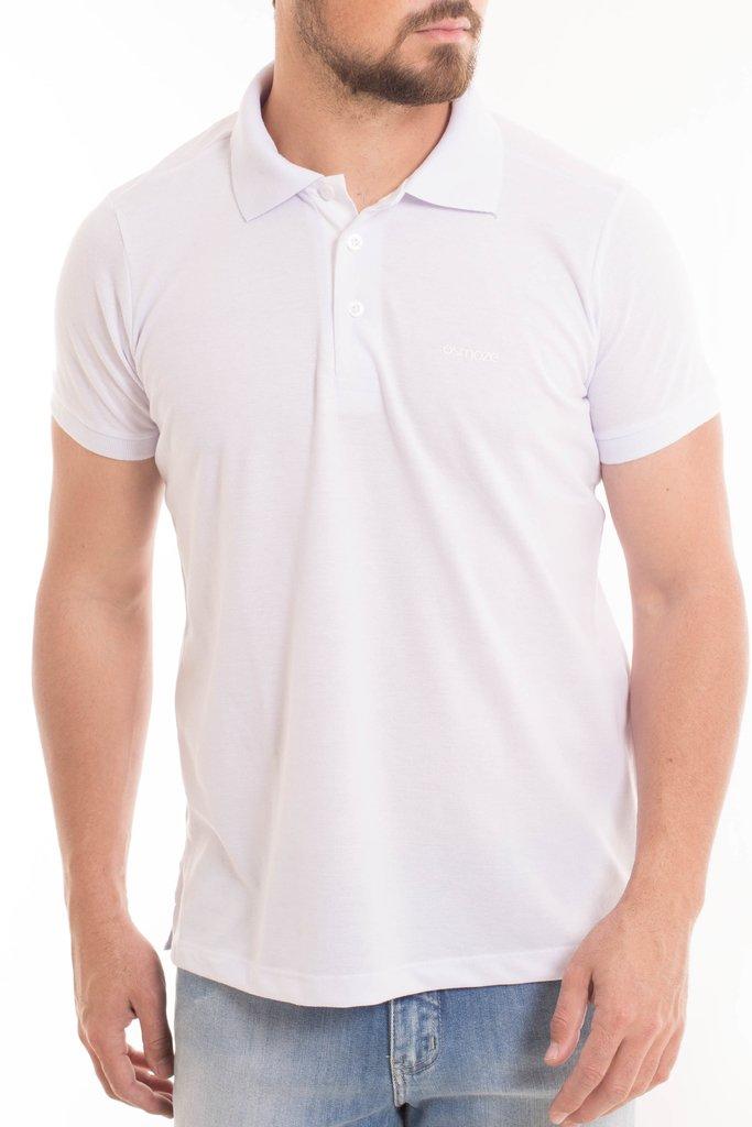 b599d7e1b5 Camisa Pólo Osmoze Basica Branca 109111357-00002