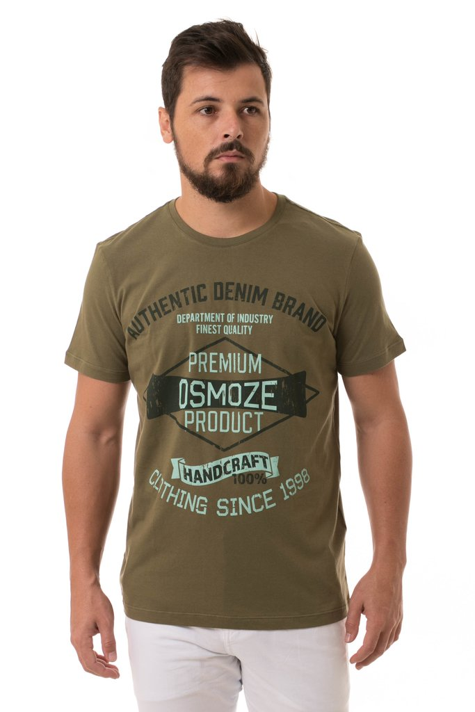 Camiseta Osmoze Authentic Verde