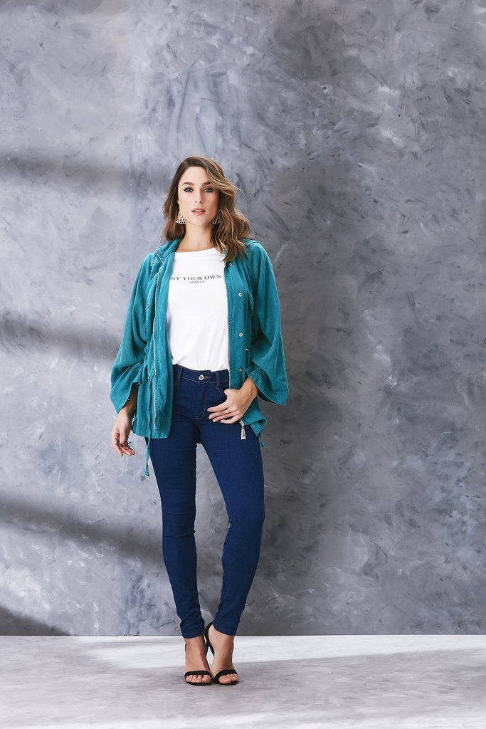 b8683176a Calça Jeans Osmoze New Skinny Azul Comprar