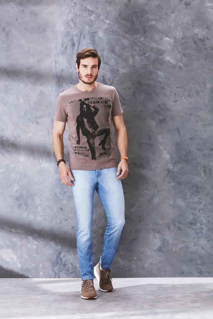 bc769a1be Calça Jeans Osmoze Skinny Azul Comprar