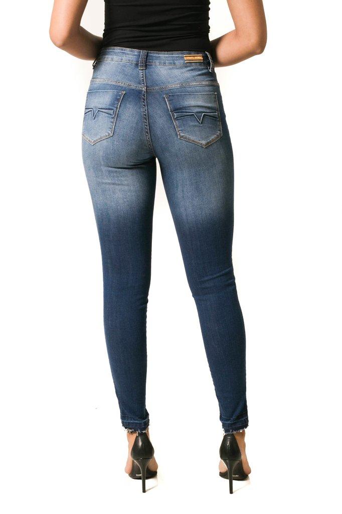 694372b53 ... Calça Jeans Osmoze Mid Rise Skinny Azul - Osmoze Jeans Store