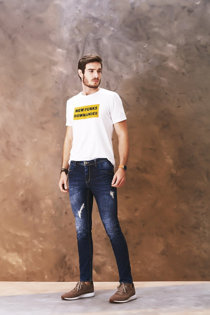 64662e3bdc Camiseta Osmoze Pelo Punk Branca 110150148-00002