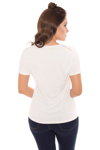 T-Shirt Daniela Cristina Power Woman - comprar online