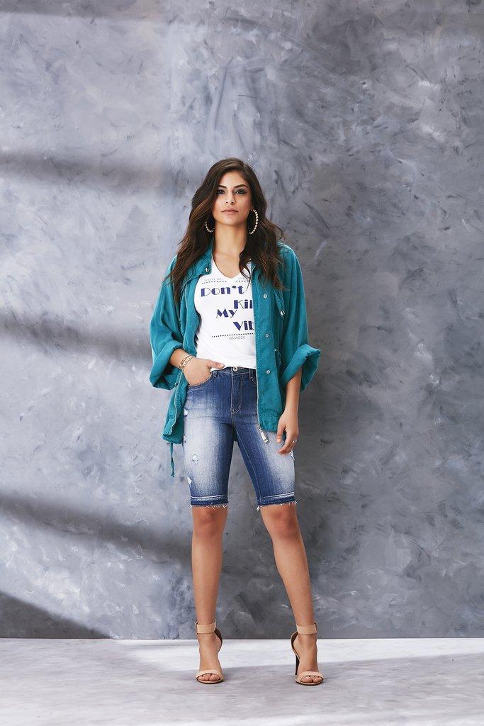 5bb5a4001 Comprar Moda Feminina Osmoze Jeans | Filtrado por A - Z