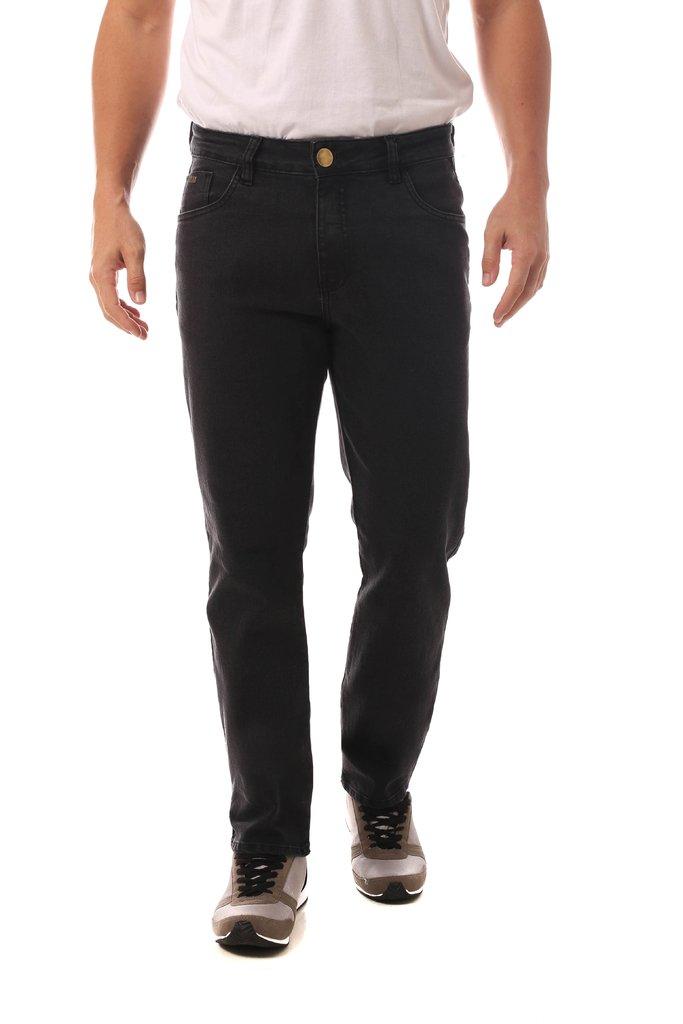 66dd091b6 Calça Jeans Denuncia Slim Fit Preto Calça Jeans Denuncia Slim Fit Preto - comprar  online ...
