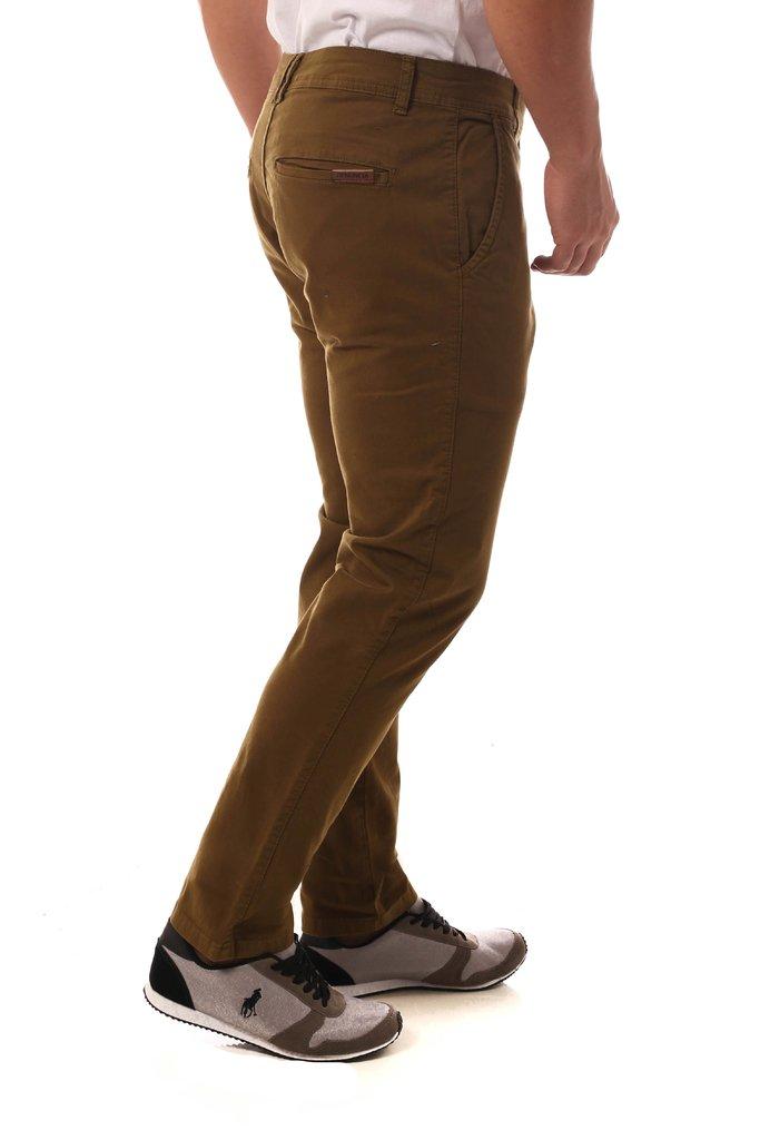 063c1a1940 ... Calça Jeans Denuncia Casual Verde Militar na internet