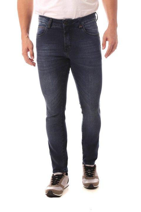 c9422b222 Calça Jeans Denuncia Skinny Azul - comprar online