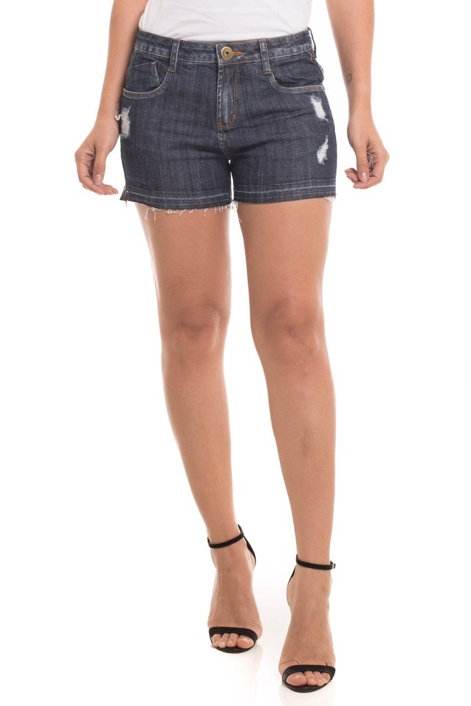 Shorts Denuncia Ease Azul
