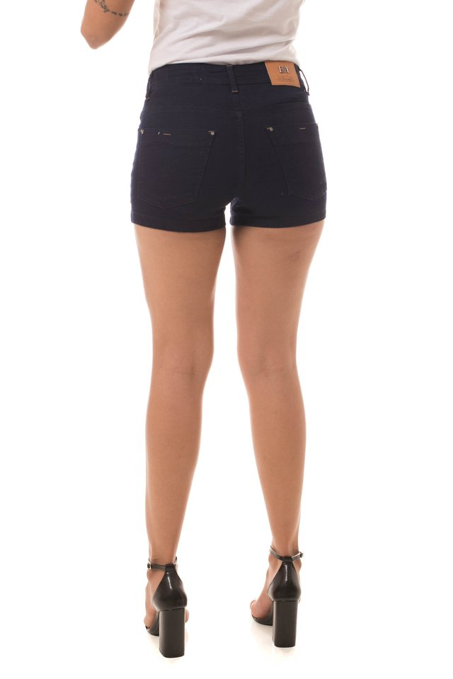 Shorts Jeans Eventual Ease Azul na internet