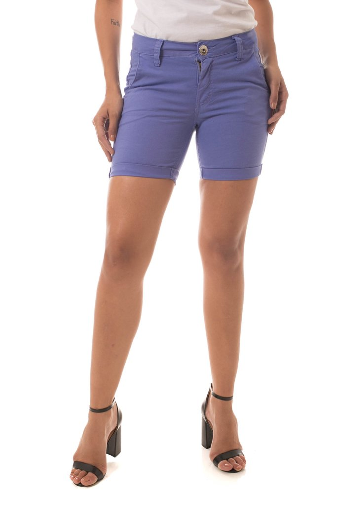 Shorts Jeans Eventual Middle Violeta