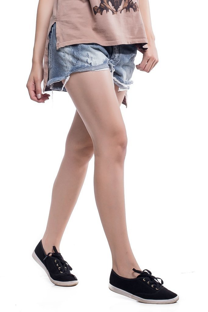 Shorts Jeans Jeans Eventual Ease Azul