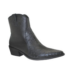 bota country cano curto