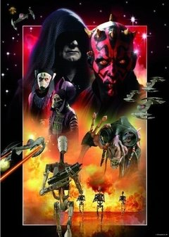 Star Wars - Sith, 2000p