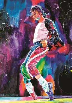 Michael Jackson Moonwalk, 1000p