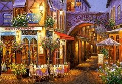 Viktor Shvaiko: Evening in Provence, 1000p