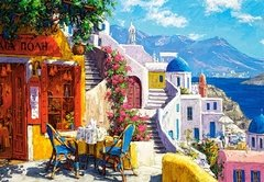 Viktor Shvaiko: Afternoon on the Aegean Sea, 1000p