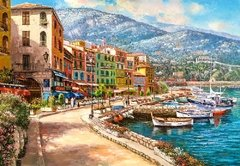 The French Riviera, 1500p