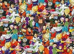 Dragon Ball - Impossible Puzzle!, 1000p