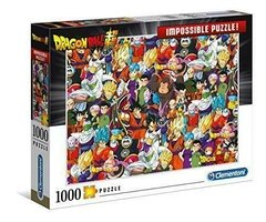 Dragon Ball - Impossible Puzzle!, 1000p - comprar online