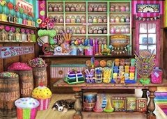 Aimee Stewart: The Candy Shop, 1000p