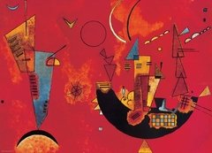 Kandinsky: For and Against, 1000p
