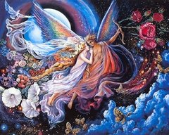 Josephine Wall: Eros and Psyche, 1000p