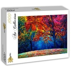 Autumn Forest, 1000p - comprar online