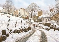 Keith Melling: Newchurch-in-Pendle, Lancashire, 1000p