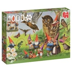At the Forest with the Gnomes, 1000p - comprar online