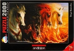The Four Horses of the Apocalypse, 2000p - comprar online