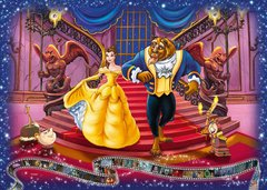Beauty and the Beast, 1000p