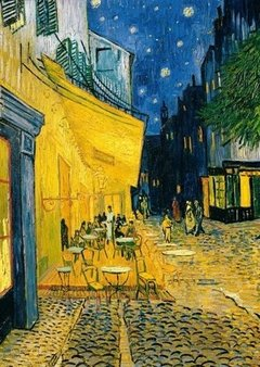 Van Gogh: Café Terrace at Night, 1500p